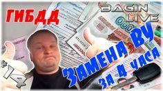 Как поменять водительские права, инструкция | Bagin Live #14