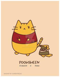 """Pusheen """"qυeen oғ ĸawaιι"""" Cat - Google+"""