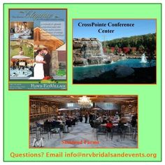 SAVE-THE-DATES: June 29, July 27 & August 24. #SWVAweddingvenues #SWVAvenuehopping #NRVvenuehopping #wythevenuehopping
