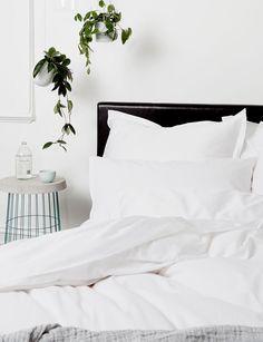 Abode Living - Quilt Covers - Santorini Seersucker Quilt Cover - Abode Living