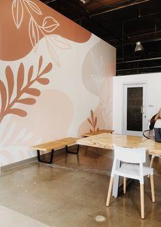 Wall Painting Decor, Mural Wall Art, Painting Murals On Walls, Wall Decor, Bedroom Murals, Bedroom Wall, Bedroom Decor, Diy Room Decor, Home Decor