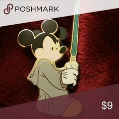 Disney Pin  Star Wars Mickey Mouse Disney Pin  Star Wars Mickey Mouse Light Sabre Jedi Disney Other