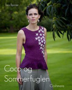 Coco og Sommerfuglen | Lisa Renner