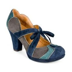 Naya Briar shoes in gray & blue. I have these & I love them!