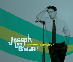 Jersey Boy Goes Solo With Debut Album NOTHIN BUT LOVE. Available June 21st on iTunes, CD Baby, AmazonMP3 & www.JosephLeoBwarie.com.