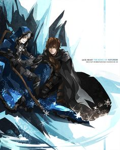 The Young Kings  And His Knight by resave.deviantart.com on @deviantART
