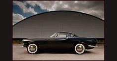 Ian Hearnshaw Classic Car and Supercar Portfolio
