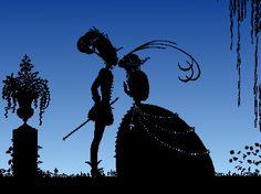 """""""Princes et Princesses"""" de Michel Ocelot http://www.allocine.fr/film/fichefilm_gen_cfilm=22159.html"""
