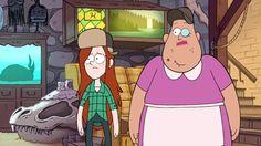 Wendy and Soos.