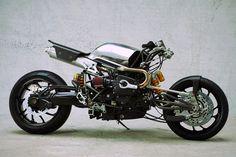 Stellan Egeland Harrier powered by BMW