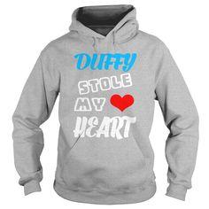 Duffy Stole My Heart  TeeForDuffy