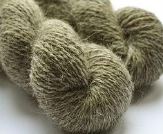 Lorna Doone - Great British Wool - 4 Ply Exmoor Horn/Wensleydale/Zwartbles