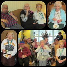 Juniper Village At Forest Hills: Mardi Gras at Juniper Village at Forest Hills