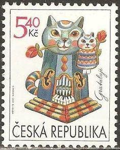 Gratulační - Congratulations   | Czech Republic - 2001 | artist Karel Furanta