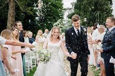 Tanya Burr & Jim Chapman wedding 09.06.15