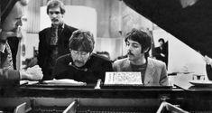 Brian Wilson, Mark Ronson, Fred Astaire, Abbey Road, John Lennon Paul Mccartney, George Martin, Lonely Heart, The Fab Four, John Paul