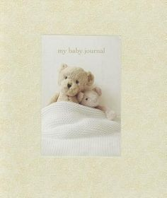 My Baby Journal, Ryland Peters & Small - Shop Online for Books in NZ. Cute idea - check range/price in Whitcoulls Baby Record Book, Baby Records, Baby Journal, Babies First Year, Recorded Books, Baby Milestones, Baby Essentials, Your Child, Presentation