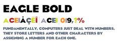 Eagle Bold - web font - Fonts.com