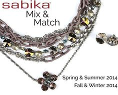 Here is a great Mix N Match combining Spring/Summer 2014 with Fall/Winter 2014: