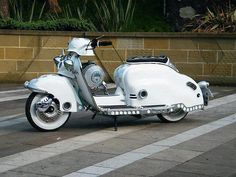 Scooters on Pinterest | Vespas, Motor Scooters and Vintage Vespa