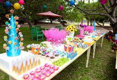 Festa de aniversário no verão - Bebê.com.br