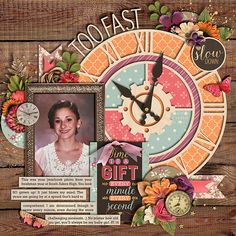 - Half Pack 161: Underland Adventures by Cindy Schneider - Slow Down by Kristin Cronin-Barrow - Fighter by Kristin Cronin-Barrow - Summer Woods by Kristin Cronin-Barrow and Digital Scrapbook Ingredients
