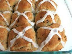 Great hot cross buns