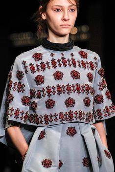 Erdem Fall 2014 Ready-to-Wear Accessories Photos - Vogue