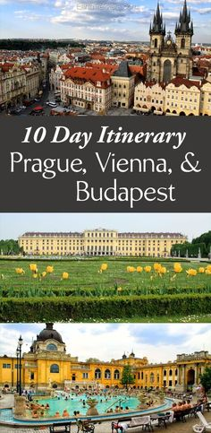 10+day+Itinerary:+Prague,+Vienna,+Budapest,+and+Cesky+Krumlov+via+@earthtrekkers