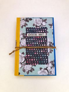 Altered Book Diary Memory Planner Junk Journal