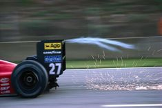 Friction: air & ground @ same moment!!
