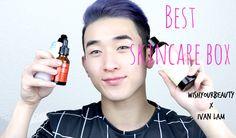 WishYourBeauty   Best Skincare Box   IvanLam EP 1
