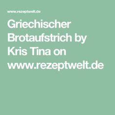 Griechischer Brotaufstrich by Kris Tina on www.rezeptwelt.de