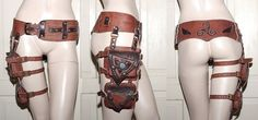 steampunk utility belt diy - Google zoeken More