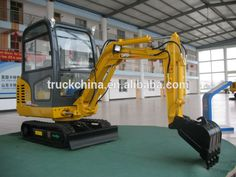 China Carter 1.8ton CT18 mini excavator