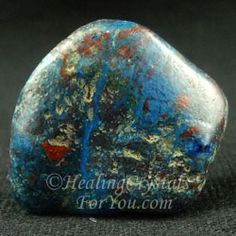 Shattuckite is a strong psychic communication stone. It will assist with the development of psychic visions, intuition, mediumship, channeling, psychic knowing and automatic writing, all from a position of absolute truth.