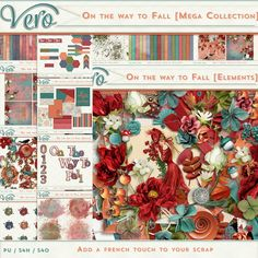 LOTW Aug. 29 - Sept. 4 And the winner is ...... TEMPLATE: Vintage Charm #3 by Heartstrings Scrap Art https://www.digitalscrapbookingstudio.com/personal-use/templates/vintage-charm-3-and-4/ KIT: On The Way To Fall by Vero - The French Touch https://www.digitalscrapbookingstudio.com/personal-use/bundled-deals/on-the-way-to-fall-mega-collection/