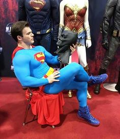 Superman Characters, Dc Characters, Superhero Movies, Movie Costumes, Cool Costumes, Superman Family, Superman Stuff, Superman Pictures, Superman Cosplay