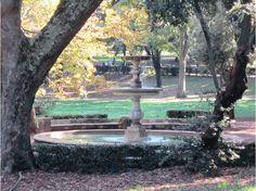 Villa Borghese Gardens Italien Reisen Rom