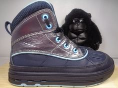 5dd60e52ab8 Babies Nike Woodside 2 High Boots Toddlers shoes Size 13.5C