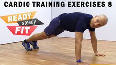 Get Ready To Work Out || Cardio Training Exercises || Mountain Climbing ...