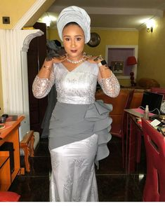 Aso Ebi Lace Styles, African Lace Styles, Lace Dress Styles, African Lace Dresses, Latest African Fashion Dresses, African Dresses For Women, African Print Fashion, African Clothes, African Wear