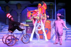 seussical costumes horton | Seussical the Musical' plays at Broadway Palm Dinner Theatre through ...