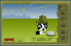 Diabetic Dog Game to help diabetic patients learn more and empower them in managing diabetic symptoms.