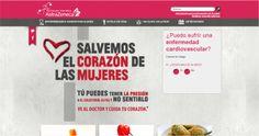 Salvemos el Corazón de la Mujeres 2013 http://www.salvemoselcorazon.com/