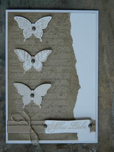Schmetterlinge made by sannshine