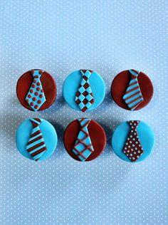 sabores da gula: Cupcakes Dia do Pai |