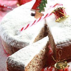 Βασιλόπιτα κέϊκ με ξηρούς καρπούς