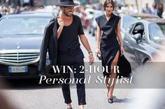 It takes 2 minutes to enter! Win $200 to use at Westfield World Trade Center in New York City and a 2-hour personal stylist from Style Doctors! Enter here: http://styledoctors.us/win-a-personal-shopping-trip-in-nyc/