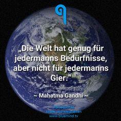 #bluequotes #quote #quotes #zitat #zitate #spruch #weisheit #gandhi #reife